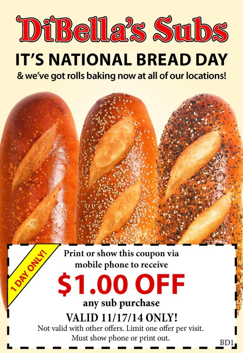 Fullsize Of National Sub Day