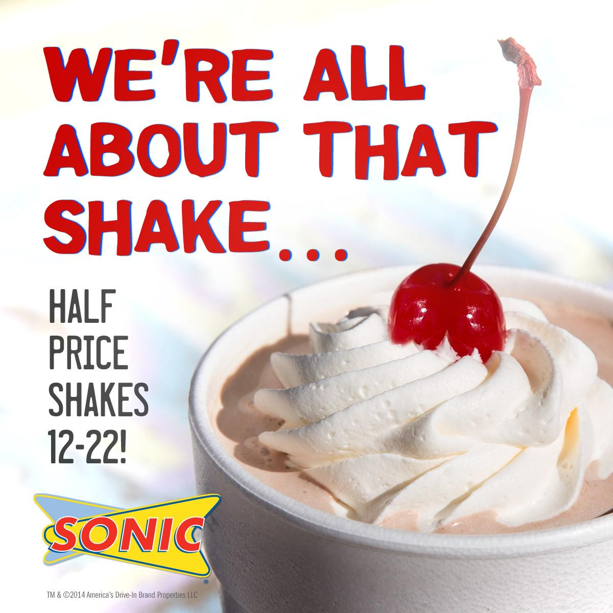 White Sonic Portland On Is Our Winter Solstice Half Price Shakesall Day Sonic Portland On Is Our Winter Solstice Half Price Sonic Half Price Shakes After 8 Dates Sonic Half Price Shakes App nice food Sonic Half Price Shakes