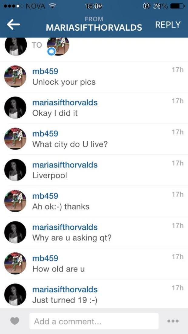 B6mGvTtCAAI uuq Boyfriend tweets Mario Balotellis flirty texts with his Icelandic girlfriend on Instagram