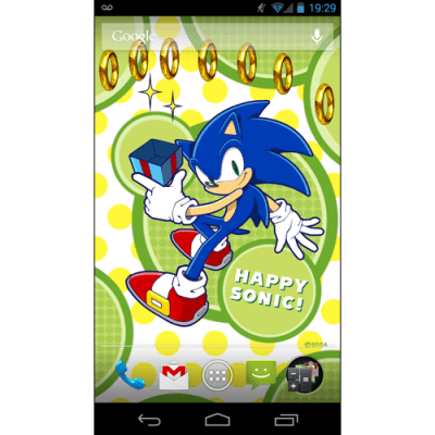 Sonic Live Wallpaper Android - impremedia.net