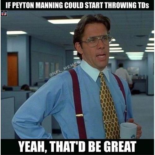 Medium Crop Of Peyton Manning Memes