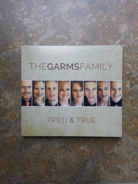 The very first CD, Tried and True!
