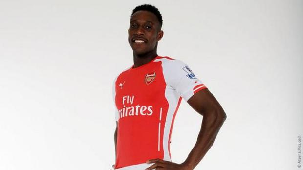 Bwz2p aCcAAuh8L Danny Welbecks move from Man United to Arsenal caused peak swearing on Twitter!