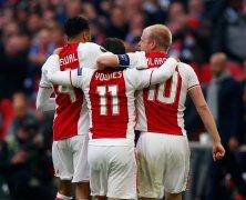 Video: Ajax vs Olympique Lyon