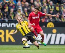 Video: Borussia Dortmund vs Cologne