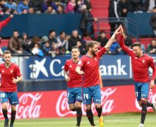 Video: Osasuna vs Deportivo La Coruna