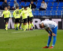 Video: Malaga vs Cordoba