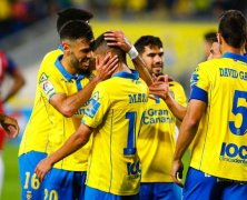 Video: Las Palmas vs Huesca