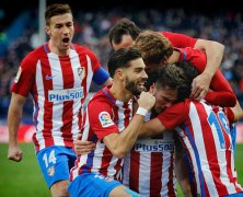 Video: Atletico Madrid vs Guijuelo