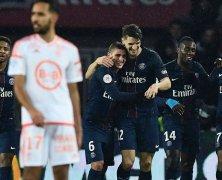 Video: PSG vs Lorient