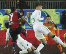 Video: Cagliari vs Sassuolo