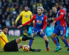 Video: Watford vs Crystal Palace