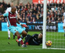 Video: Swansea City vs West Ham United