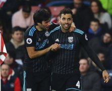 Video: Southampton vs West Bromwich Albion
