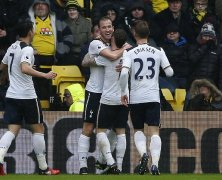 Video: Watford vs Tottenham Hotspur