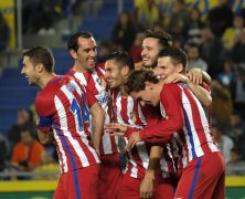 Video: Las Palmas vs Atletico Madrid