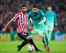 Video: Athletic Bilbao vs Barcelona