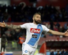 Video: Napoli vs Sampdoria