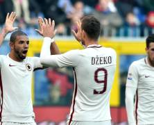 Video: Genoa vs AS Roma