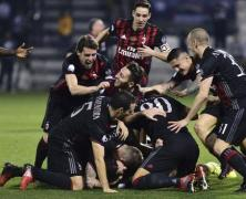 Video: AC Milan vs Torino