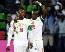 Video: Senegal vs Zimbabwe