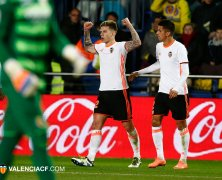 Video: Villarreal vs Valencia