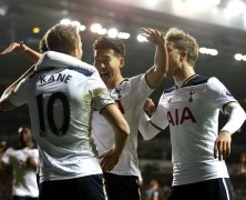 Video: Tottenham Hotspur vs Middlesbrough
