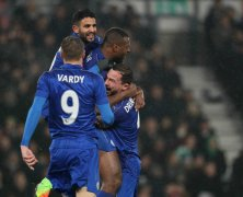 Video: Derby County vs Leicester City