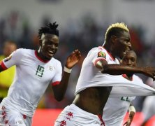 Video: Burkina Faso vs Tunisia