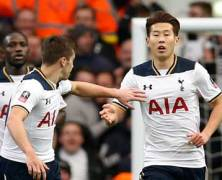 Video: Tottenham Hotspur vs Wycombe Wanderers