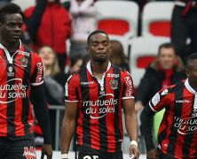 Video: Nice vs Guingamp