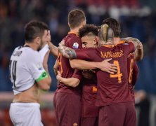 Video: AS Roma vs Cesena
