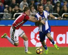 Video: Deportivo La Coruna vs Deportivo Alaves