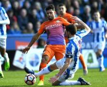 Video: Huddersfield Town vs Manchester City