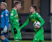 Video: Greuther Furth vs Borussia M gladbach