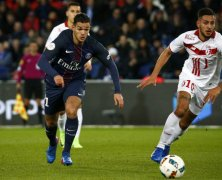 Video: PSG vs Lille