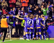 Video: Deportivo Alaves vs Celta de Vigo