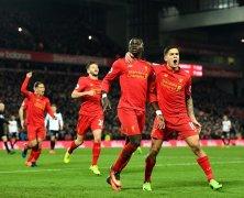 Video: Liverpool vs Tottenham Hotspur
