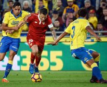 Video: Las Palmas vs Sevilla