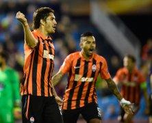 Video: Celta de Vigo vs Shakhtar Donetsk