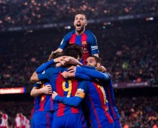Video: Barcelona vs Sporting Gijon