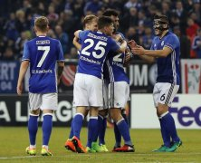 Video: Schalke 04 vs PAOK