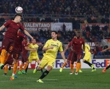 Video: AS Roma vs Villarreal