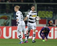 Video: Fiorentina vs Borussia M gladbach