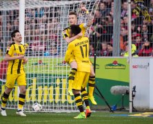 Video: Freiburg vs Borussia Dortmund