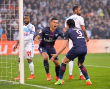Video: Olympique Marseille vs PSG