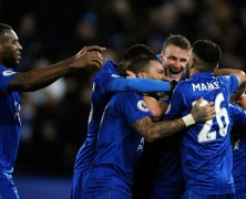 Video: Leicester City vs Liverpool