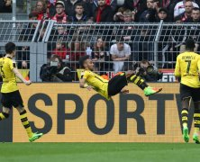 Video: Borussia Dortmund vs Bayer Leverkusen