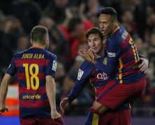 Video: Barcelona vs Celta de Vigo