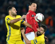 Video: Rostov vs Manchester United